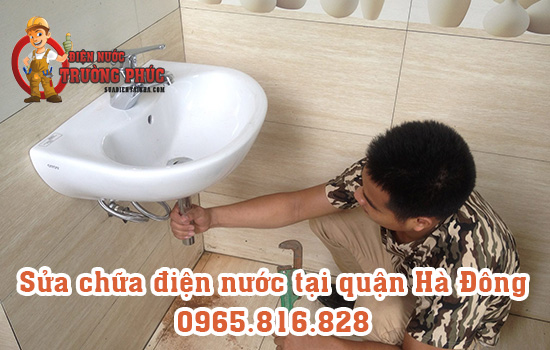 Sửa chữa điện nước tại Hà Đông