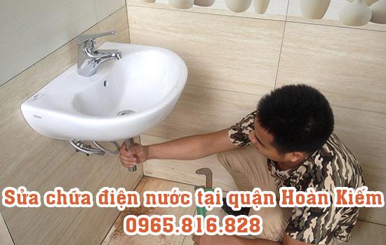 Sửa chữa điện nước tại Hoàn Kiếm