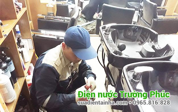 Sửa chữa điện nước tại Nguyễn Du