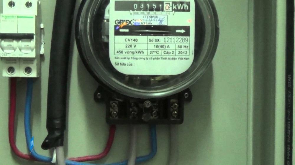 Công tơ điện