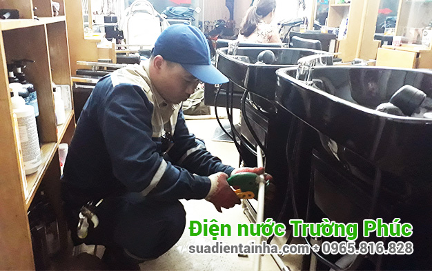 Sửa chữa điện nước tại Kim Giang