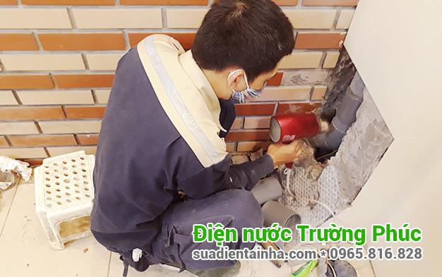 Sửa chữa điện nước tại Nghĩa Đô