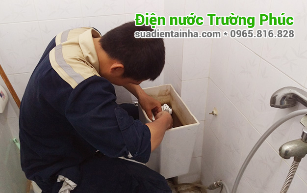 Sửa chữa điện nước tại Thịnh Liệt