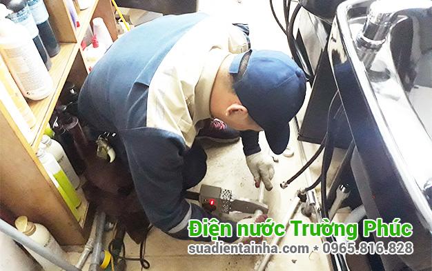 Sửa chữa điện nước tại Trung Hòa