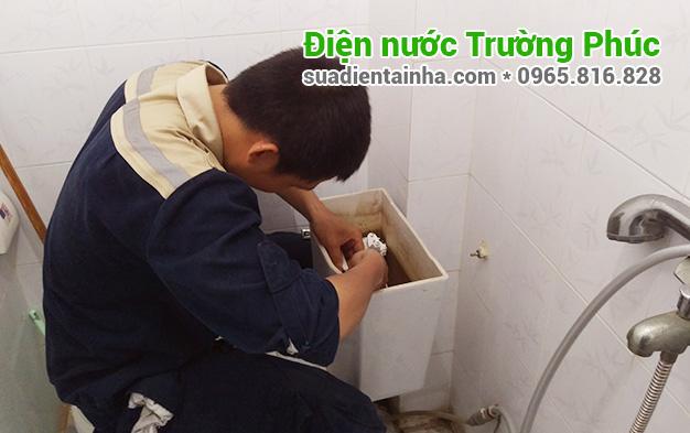 Sửa chữa điện nước tại Trương Định