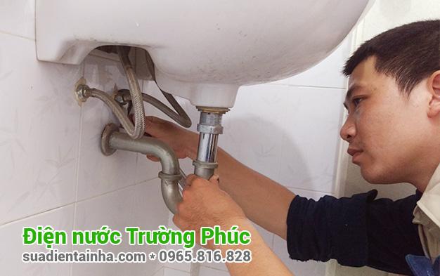 Sửa chữa điện nước tại Xuân La