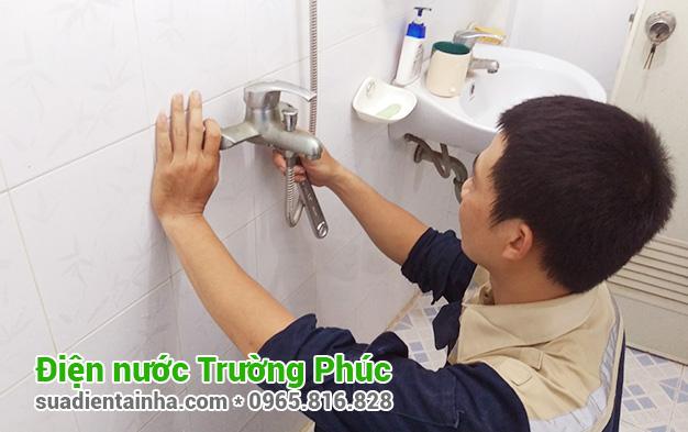 Sửa chữa điện nước tại Yên Phụ