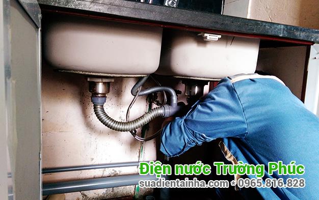 Sửa chữa điện nước tại Thụy Phương