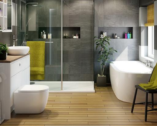 Lựa chọn thể tích phòng tắm chính xác