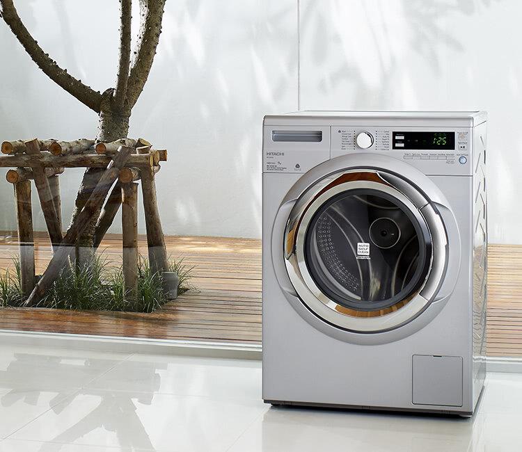 Lắp đặt máy giặt đúng cách