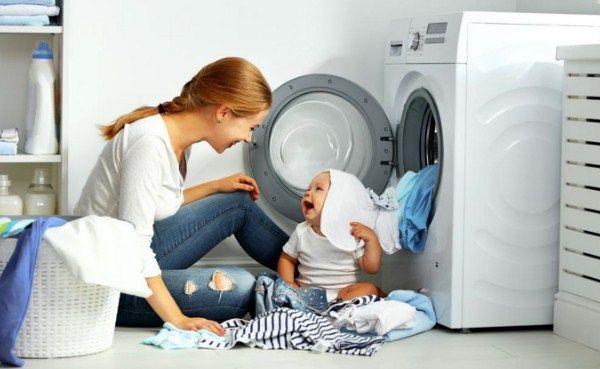 Mẹo sử dụng máy giặt thông minh